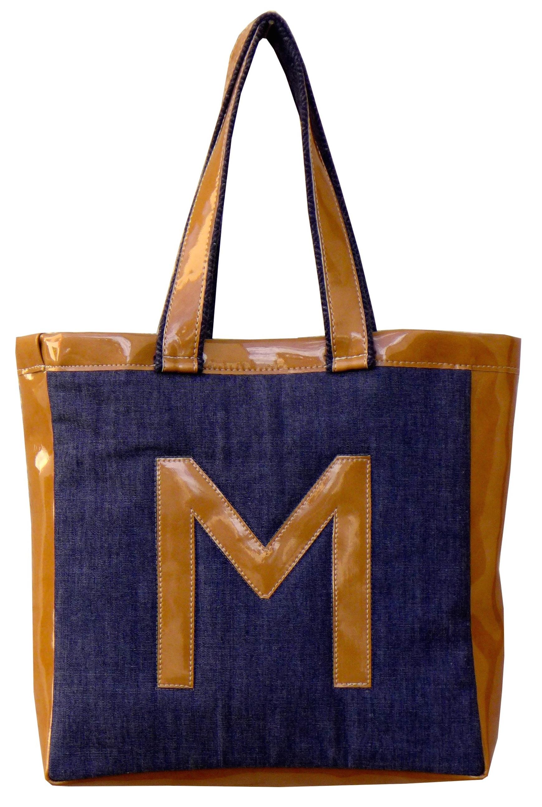 Damentasche mit Monogramm